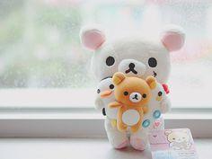 Korilakkuma's toys ^_^