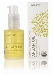 Argan Oil 100% Certfied Organic - liquid gold for your skin - use morning and night as a replacement moisturizer