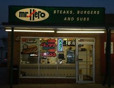 Cleveland Mr. Hero ~ 4675 West 130th Street, Cleveland, Ohio ~ 216-251-4700 ~ Hours of Operation: Mon-Fri 10:30am-9:30pm, Sat 11am-9pm, Sun 11am-7pm