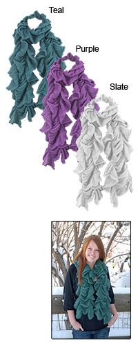 $28 (Ususally $48) Rwandan Mohair and Silk Scarf from thehungersite.com. Purchase funds 50 cups of food. Plus it's darn cute!!! I'll take all three!