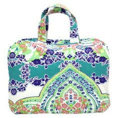 Contents Summer Getaway Cosmetic Bag