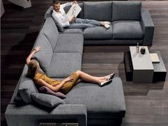 Comfortable Sutton U Shaped Sectional Ideas For Living Room – Sofa Design 2020 Living Room Sofa Design, Living Room Sets, Living Room Modern, Living Room Interior, Home Living Room, Living Room Designs, Living Room Decor, Small Living, U Shaped Couch Living Room