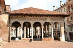 Loggia dei Cavalieri, Treviso.