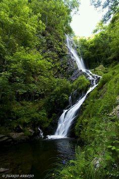 Cascada del xiblu-teverga.