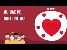 Valentine's Day video songs for Preschool to Kindergarten kids! Music and movement songs by popular children's music artists. Valentines Songs For Kids, Valentine Music, Valentine Day Video, Valentine Sensory, Valentine Activities, Little Valentine, Valentine Day Crafts, Preschool Activities, Valentine Ideas