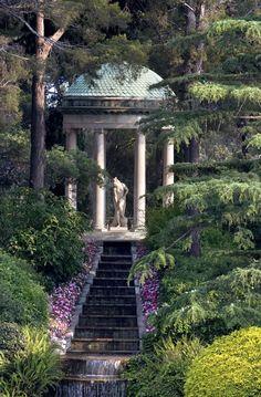 Villa Ephrussi de Rothschild Ephrussi, Saint-Jean-Cap-Ferrat, France