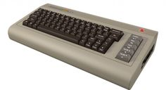 comodore 64 - My first computer came. We bought it from a department store called Hills.