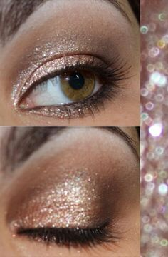 Natural shimmer.. perfect for summer :)