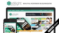 Codilight – Beautiful Responsive Blog/Magazine Theme v.1.0.1 - http://nulledtemplates.net/wordpress-themes/mojo-themes/codilight-beautiful-responsive-blogmagazine-theme-v-1-0-1.html  Codilight v.1.0.1 is a new powerful responsive wordpress themes for blog and magazine websites. With beautiful layout, elegant design and new trend web, Codilight will help you show your content to readers easilly and will keeppeople will stick around your website for a long time by giving ne