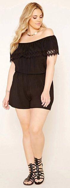 cc457eb8d Kristina Yeo Plus Size Romper, Plus Size Dresses, Plus Size Tankini, Plus  Size