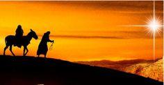 La fortaleza de José y la Virgen se sobrepone a la dureza del viaje