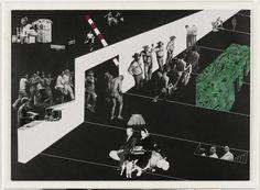 MEGAESTRUCTURAS, Rem Koolhaas | Exodus or the Voluntary Prisoners...