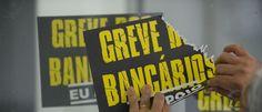 Noticias ao Minuto - Greve dos bancários completa 30 dias com 50% das agências fechadas