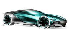 Digital Sketchbook on Behance Car Design Sketch, Car Sketch, Automotive Design, Auto Design, Car Drawings, Machine Design, Transportation Design, Exotic Cars, Concept Cars
