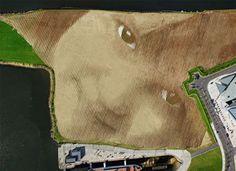 This Enormous Portrait Covers 11 Acres