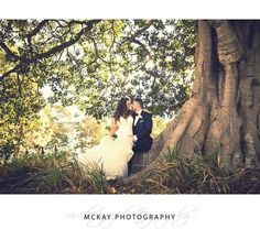Love this shot of Jamie-Lee & Neno amongst a big fig tree at Mrs Macquarie's Point   #mrsneno #mckayphotography #wedding #weddingphotographysydney