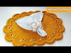 Free Crochet Doily Patterns, Crochet Doilies, Crochet Hats, Crochet Earrings, Pink, Youtube, Left Handed, Free Crochet, Knitting Hats