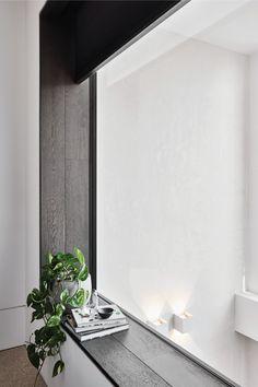 Bedroom 2 picture window - Alisa & Lysandra - Albert Park Project