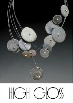 Terri Logan bridges the gap between contemporary and organic with her stunning jewelry made from river rocks, slate, and sterling silver.