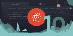 IDE - GitHub Atom 1.0