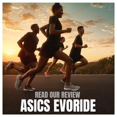 Read our in-depth multi-tester review of the ASICS EVORIDE, the next evolution of a daily trainer. With a snappy ride and rockered efficiency, the EvoRide takes the daily trainer to a whole new level. - Shop with Free Shipping and Free Returns at Running Warehouse! -  #training #workout #health #fitness #footwear #shoes #jog #walk #nike #newbalance #hoka #altra #brooks #adidas #marathon #athletic #exercise #style #fashion #outfit #clothes #gym #sneakers #best #top #tested Top Running Shoes, Running Shoe Reviews, Running Gear, Asics Shoes, Team Apparel, Marathon Running, How To Run Faster, Save Energy, Jogging