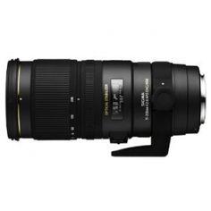 Sigma 70-200mm f/2.8 APO EX DG OS HSM Objektiv für Nikon Objektivbajonett