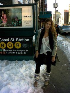 Clara Alonso United State + Bekendmaking van me