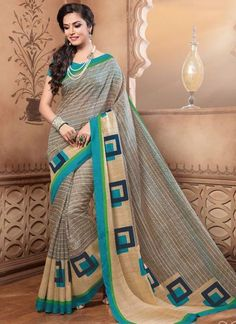 Latest Designer Traditional Multi Colored Casual Wear Sari 22635 Beautiful Pure Silk Printed Daily Wear Saree For Women