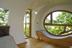 The best nook what I have ever seen!!!! baumraum-djuren-auswahl-designboom-06
