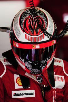 Kimi Raikkonen The Iceman, Statues For Sale, Non Plus Ultra, Ferrari F1, F1 Drivers, Helmet Design, F1 Racing, F 1, Formula One