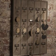 Off The Hook Key West Best Huge Oldhotel Key Rack  Pinterest  Key Rack Antique Farmhouse Design Inspiration