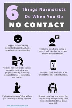 Going no contact with a narcissist, and holding it, is excruciatingly difficult. Most narcissist will use one or more of these ways to make you break no contact - in this video I explain what you can do if this happens to you - please check it out. Narcissistic People, Narcissistic Abuse Recovery, Narcissistic Behavior, Narcissistic Sociopath, Narcissistic Personality Disorder, Sociopath Traits, Narcissistic Boyfriend, Narcissistic Mother In Law, Toxic Relationships