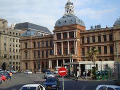 RSA Pretoria 2 - Arquitetura eclética – Wikipédia, a enciclopédia livre