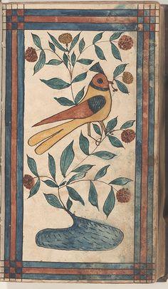 Bookplate (Bücherzeichen) for Johann Wittmer Pennsylvania, 1831