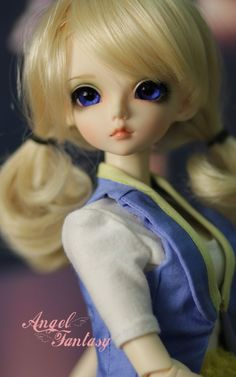 Lena, 43cm Angel Fantasy Girl - BJD Dolls, Accessories - Alice's Collections