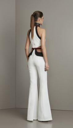 MACACÃO RECORTES  - MAC18375-13   Skazi, Moda feminina, roupa casual, vestidos, saias, mulher moderna