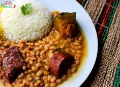 Receita de Cozido de Feijão Manteiguinha! #feijão #feijãomanteiguinha #santarem #pará #receita