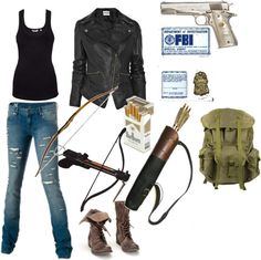 1000+ images about Zombie 101 on Pinterest | Zombie Apocalypse Outfit Daryl Dixon and Zombie ...