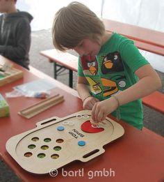 Bartl, Kreiselspiel Top Spin, Geschicklichkeitsspiel mit Action-Fun-Garantie | 108420 / EAN:4032821016409