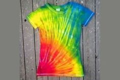 65+ DIY Tie Dye Shirts Patterns with Instructions | Ideas for DIY