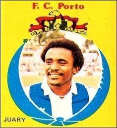 Antigo Jogador do F. C. Porto - Juary