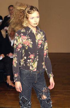 Junya Watanabe at Paris Spring 2002