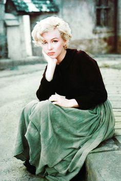 Marilyn Monroe by Milton Green
