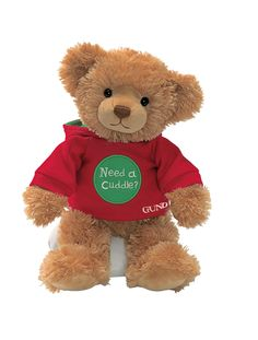 Image detail for -GUND - Need A Cuddle? Teddy Bear