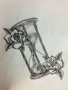 Time tattoo sketch - Ranz
