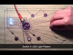 LilyPad Arduino Sensor Demo Mat - All