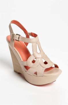 I don't have big feetsies. But if you do... get these! Fergie 'Pacifica' Sandal | Nordstrom