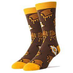 Electronic Bass Guitar Pattern Unisex Novelty Crew Socks Ankle Dress Socks Fits Shoe Size 6-10
