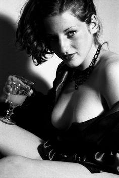 Absinthe girl.