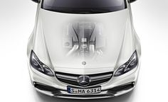 The 2013 Mercedes-Benz AMG is the bonkers version of the standard E-Class and will be available in both sedan and estate guise Mercedes Benz E63 Amg, Car Magazine, Latest Cars, S Models, Super Cars, Pumping, Engine, Concept, Bar